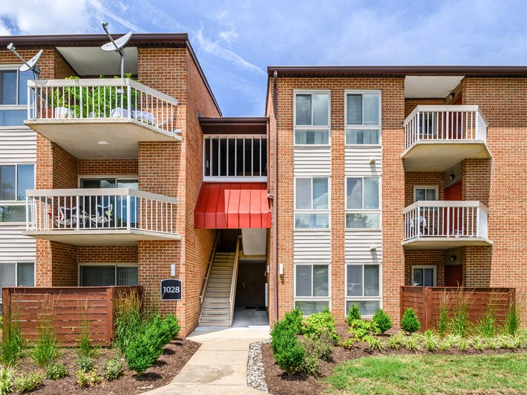 Sophisticated Living at Westwinds Apartments, Annapolis, Maryland