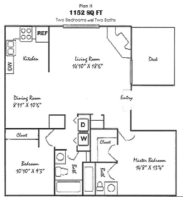 Rent For A 2 Bedroom Apartment: One And Two Bedroom Apartments In Fairfield, CA For Rent