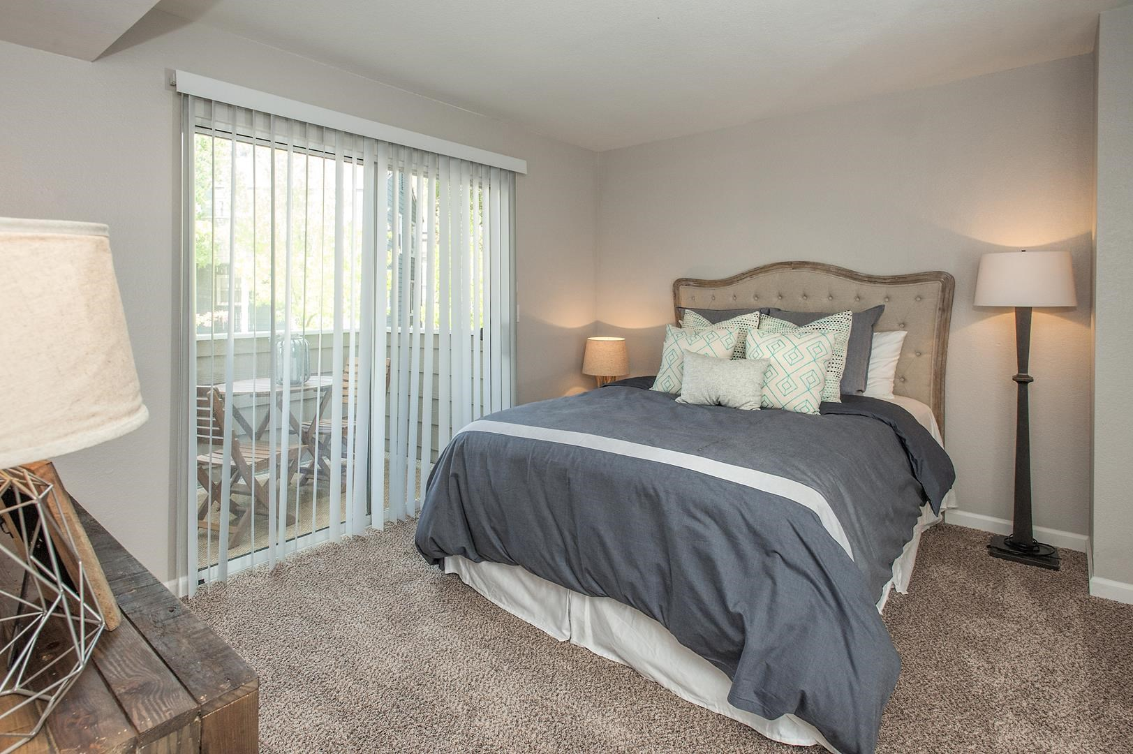Two Bedroom Apartments in Fairfield CA-Waterscape Apartments Bedroom