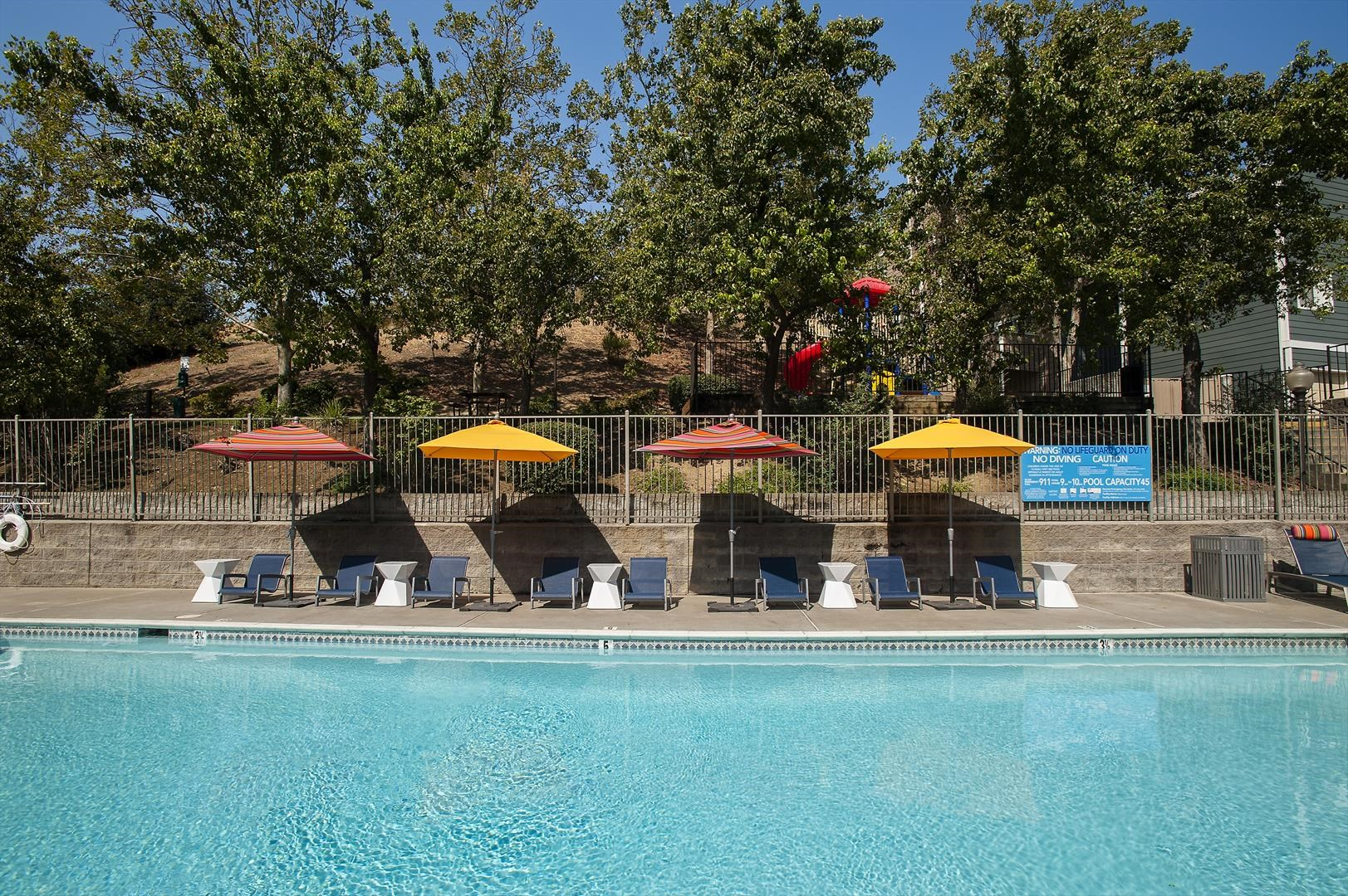 Apartments in Fairfield-Waterscape Apartments Pool