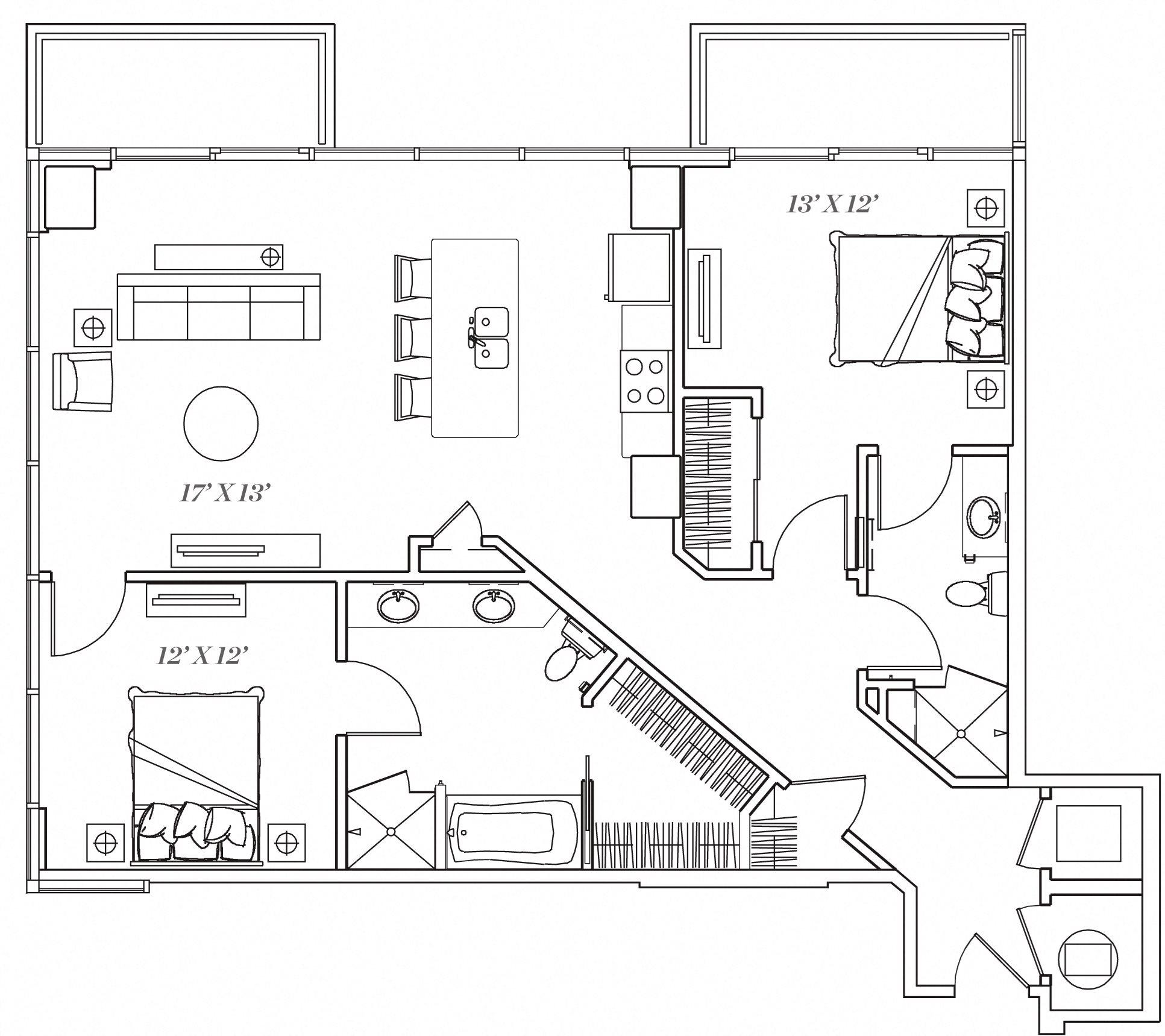 2C Floor Plan 11
