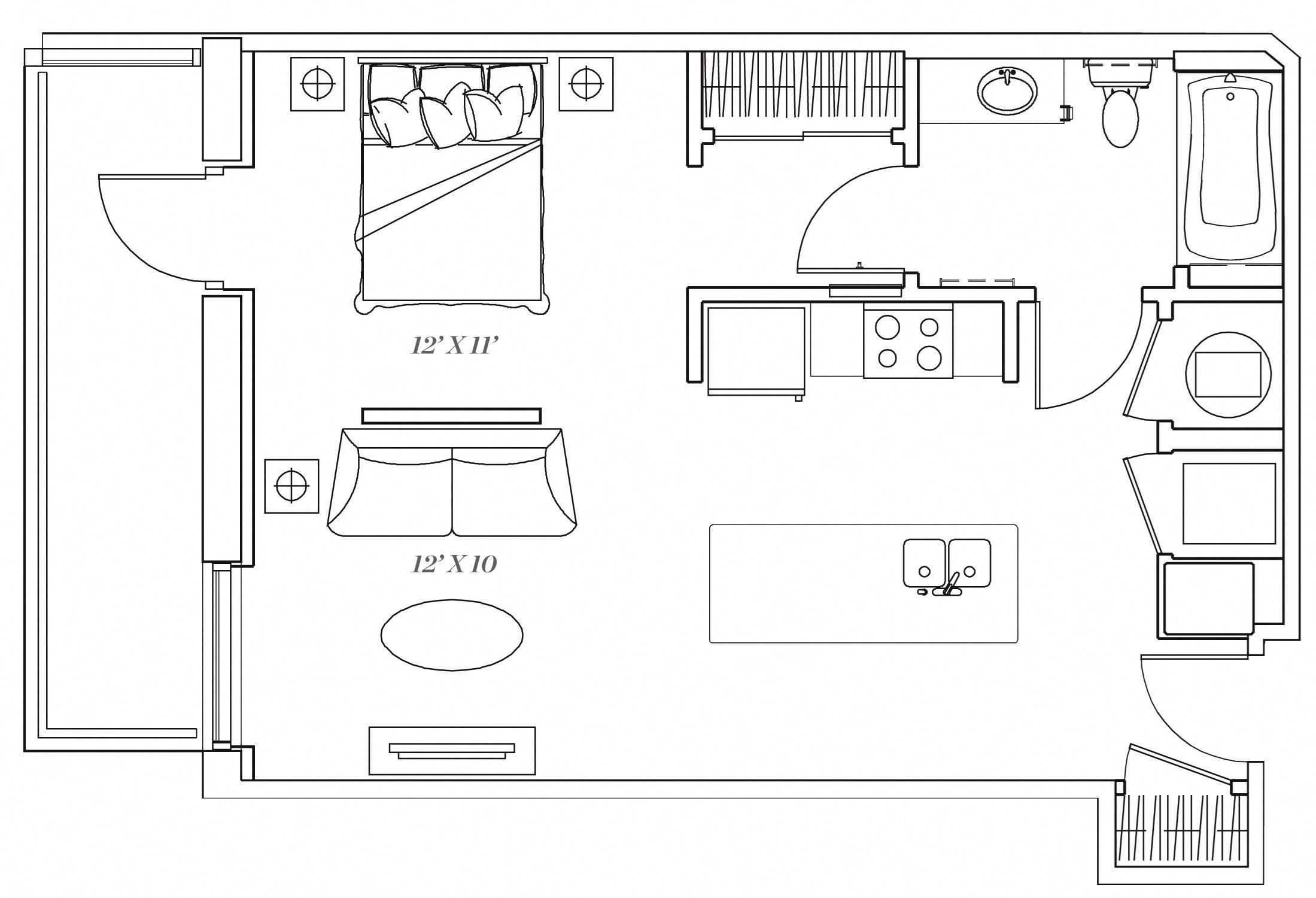 ST Floor Plan 1