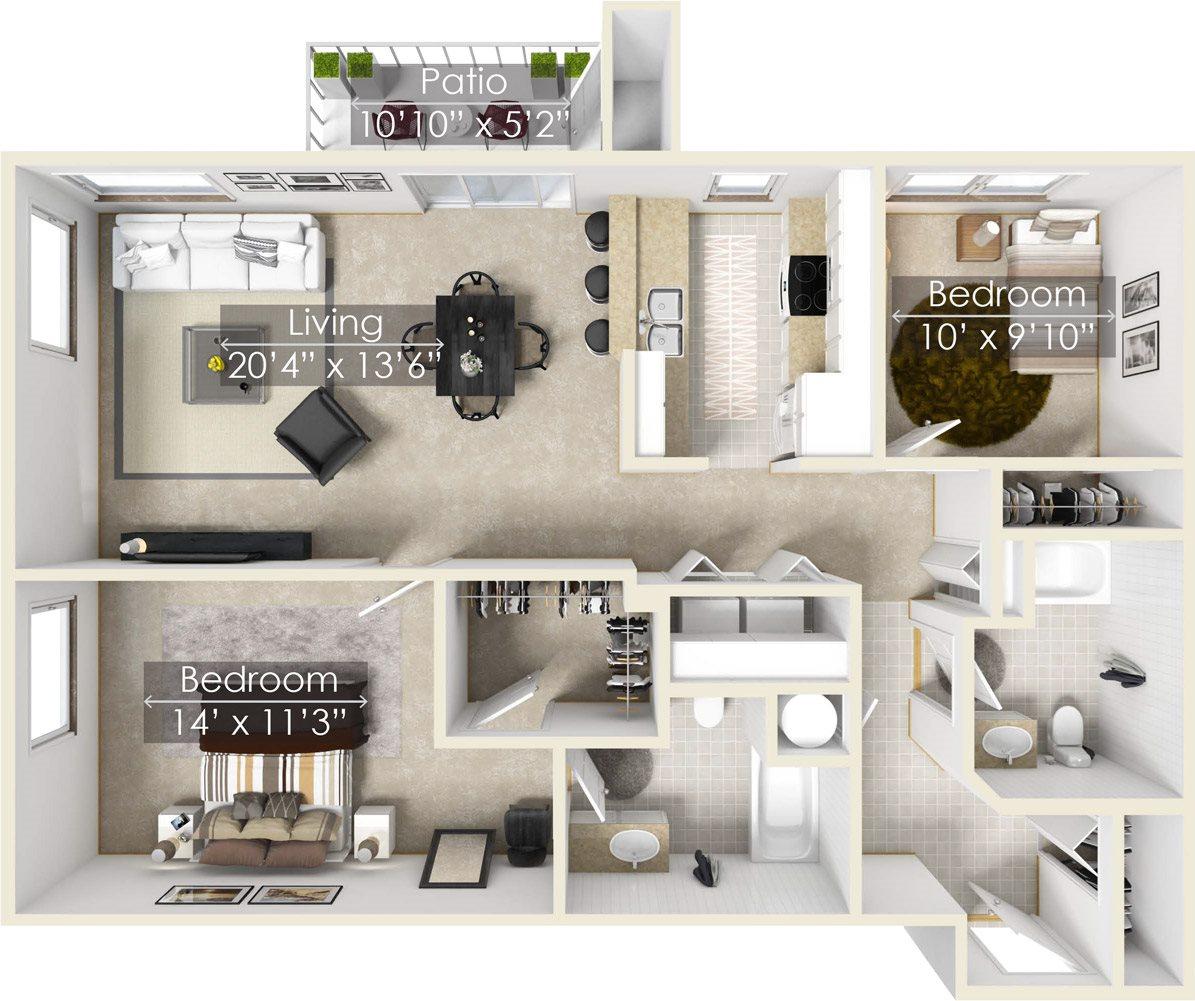 Fir Floor Plan 5