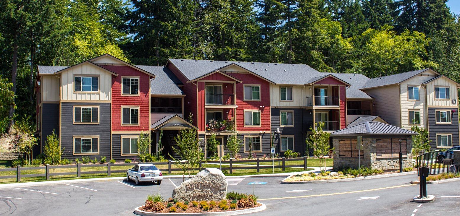Heatherwood Apartments Bonney Lake