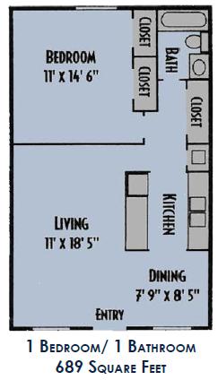Skyway Blue Floor Plan 1