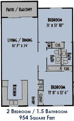 Golden Gate Floor Plan 3