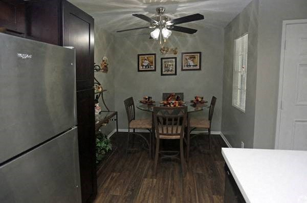 Defined Dining Space at Park West Apartments, Chino, CA, 91710