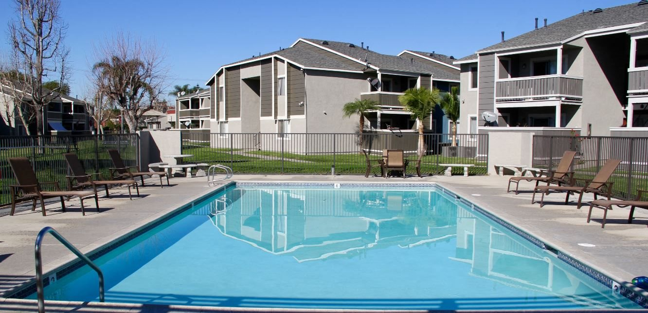 Invigorating Pools at Park West Apartments, Chino, CA, 91710
