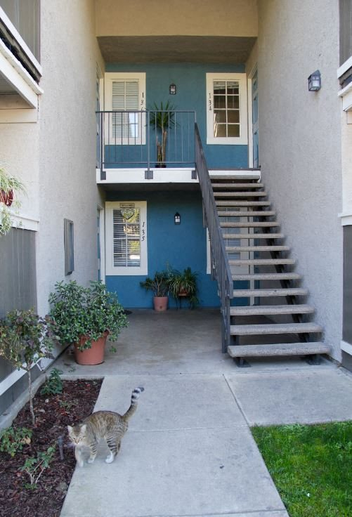 Park West Entry at Park West Apartments, California, 91710