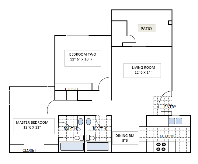 Lincoln Floor Plan 2