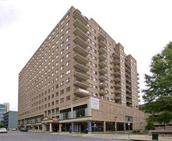 1316 Fenwick Lane Studio Apartment for Rent Photo Gallery 1