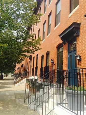 1500 block of West Fayette St. 1-3 Beds Apartment for Rent Photo Gallery 1