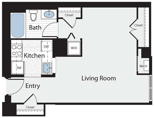 Va arlington concordcrystalcity p0240569 studio532sf 2 floorplan