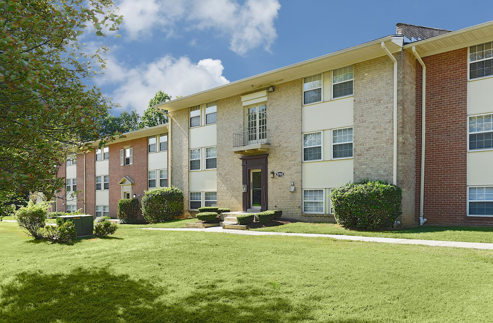Hazelwood Apartments for rent Exterior Baltimore, MD