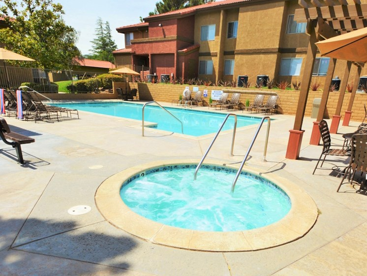 The Arches at Regional Center West Lifestyle -  Pool & Hot Tub