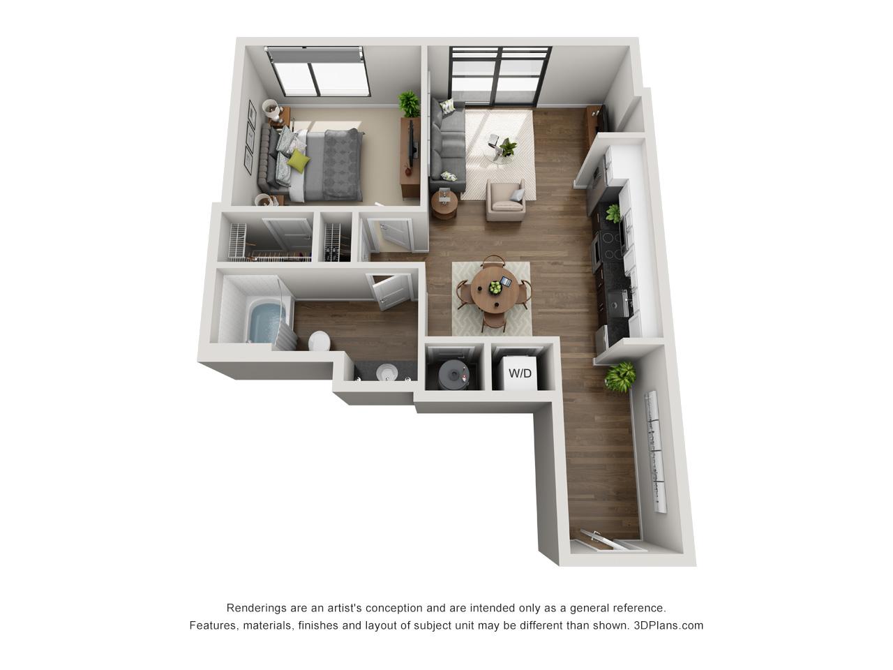 one bedroom apartment rental in nashville tn - 1 Bedroom Apartments In Tn