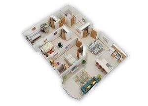 3 Bedroom Standard