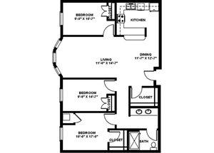 3 Bedroom Medium
