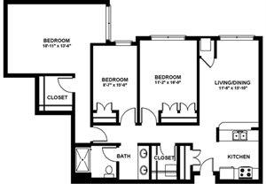 3 Bedroom Large