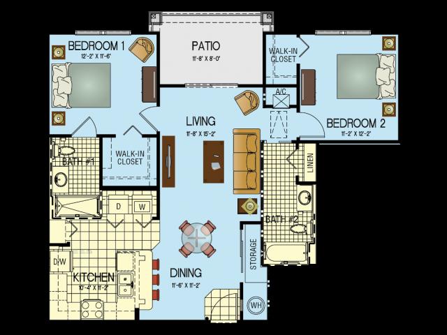 Barclay Floor Plan 5