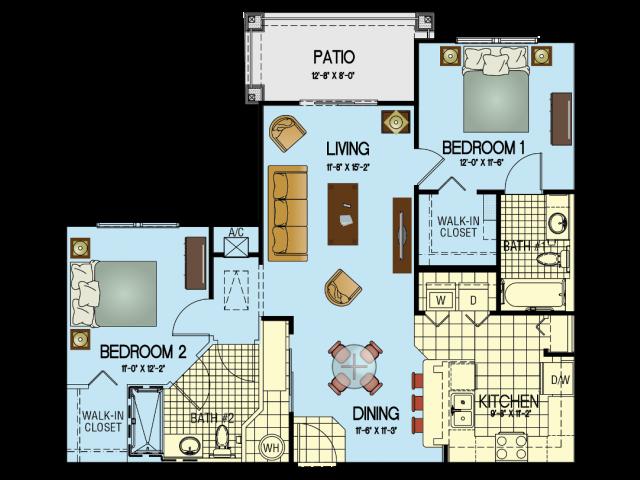 Bayport Floor Plan 4
