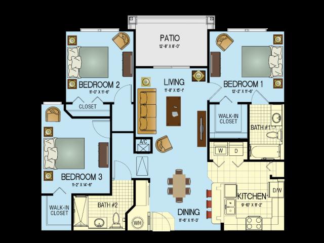 Stafford Floor Plan 8