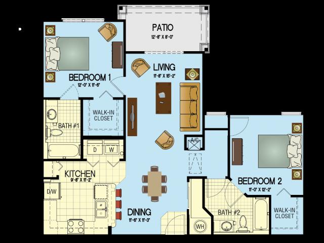 Tarpon Floor Plan 6