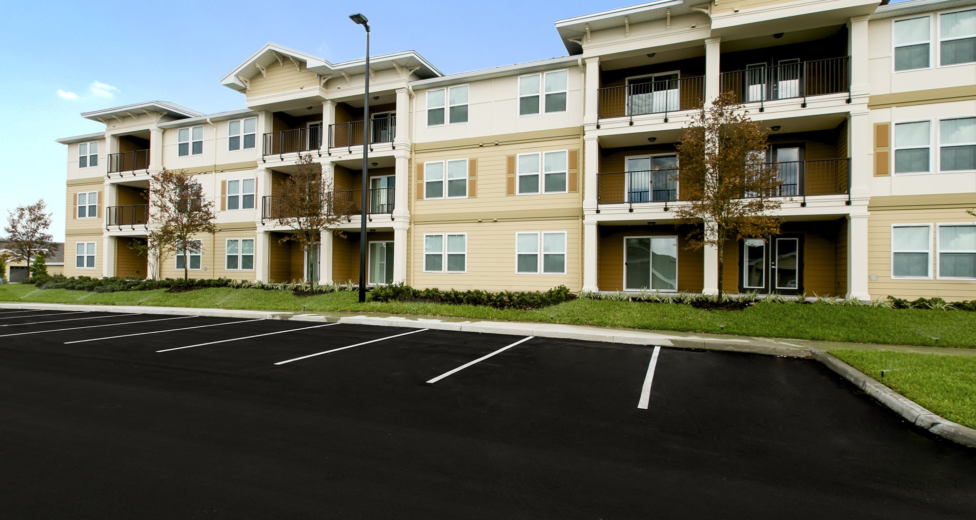 Vista Park Senior Living Apartments for rent in Brooksville, FL. Make this community your new home or visit other Concord Rents communities at ConcordRents.com. Building exterior