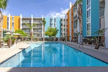3550 East Campbell Avenue Studio-2 Beds Apartment for Rent Photo Gallery 1