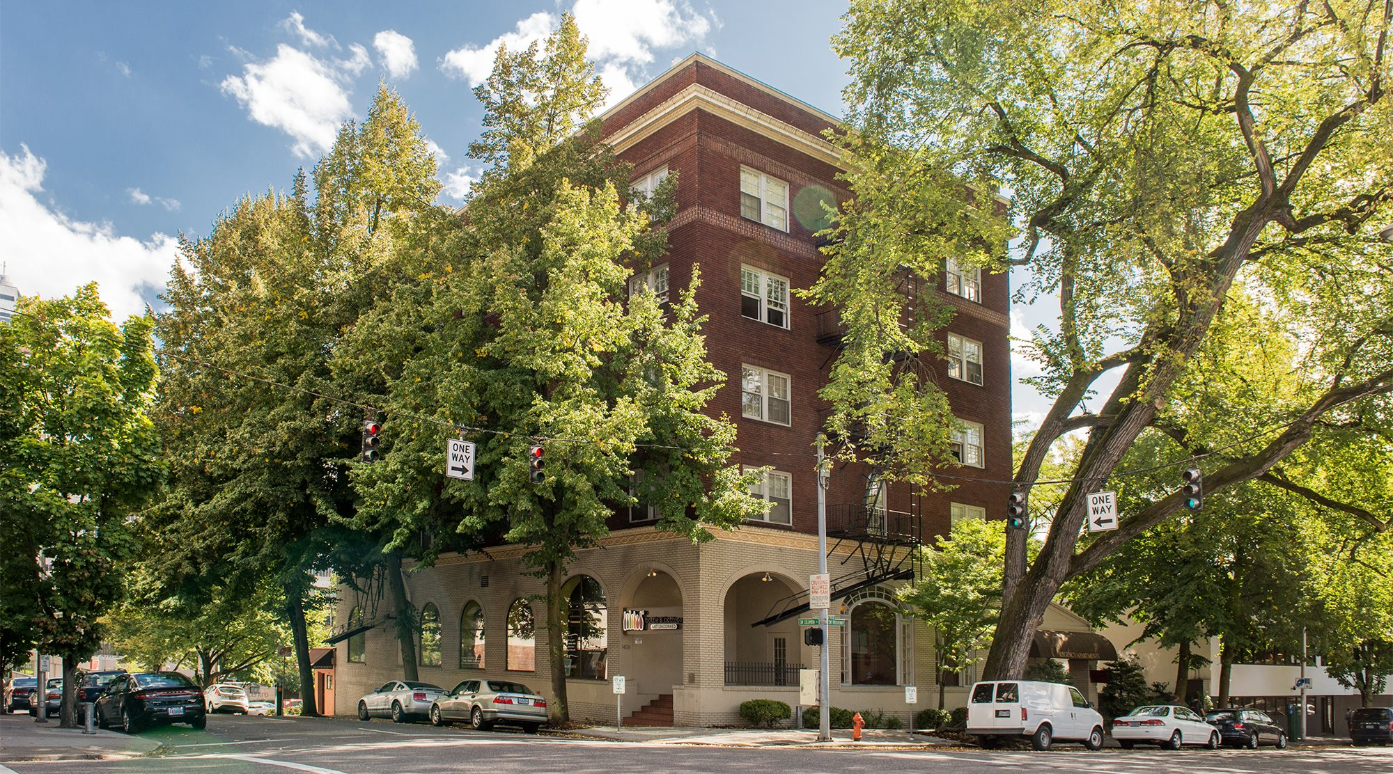 Downtown Portland Apartments