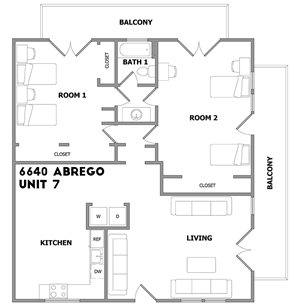 6640 Abrego Rd #7