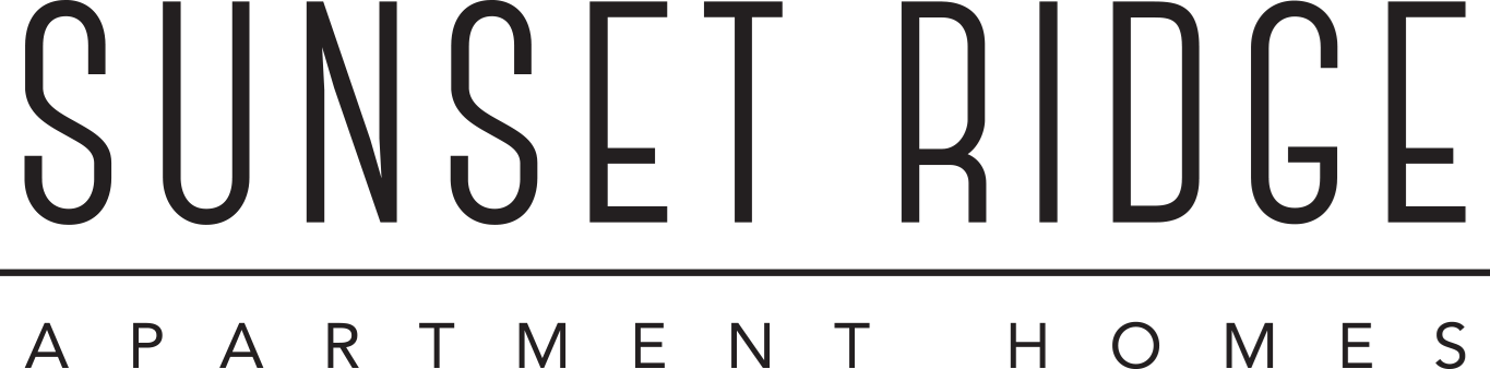 Sunset Ridge Apartment Homes Logo