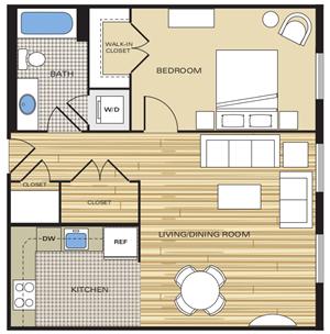 studio apartments alexandria va