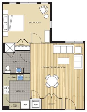 one bedroom apartment alexandria