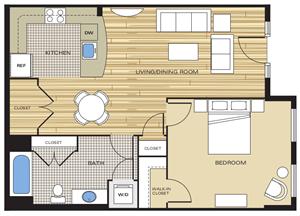 alexandria 1 bedroom apartments
