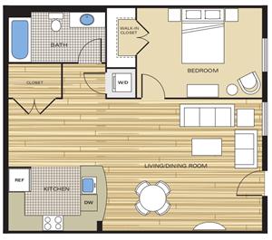 alexandria va 1 bedroom apartments