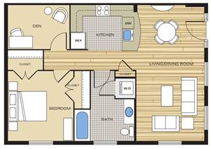 one bedroom apartment in alexandria