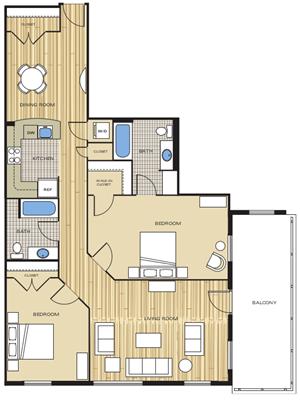 2 bedroom house alexandria rent