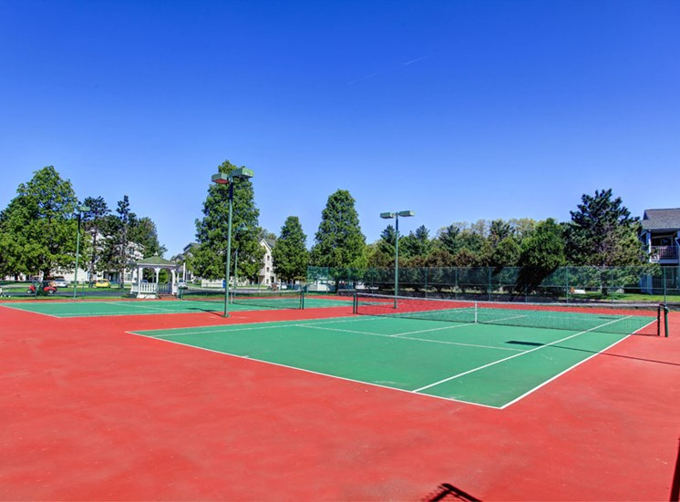 Would you like a tennis court at your new apartment community?