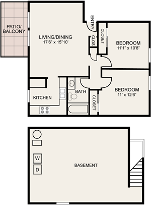 Central Square Apartments 1844 Forest Village Ln Columbus Oh Rentcaf