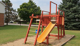 Playground at Ashton Pines Apartments in Waterford