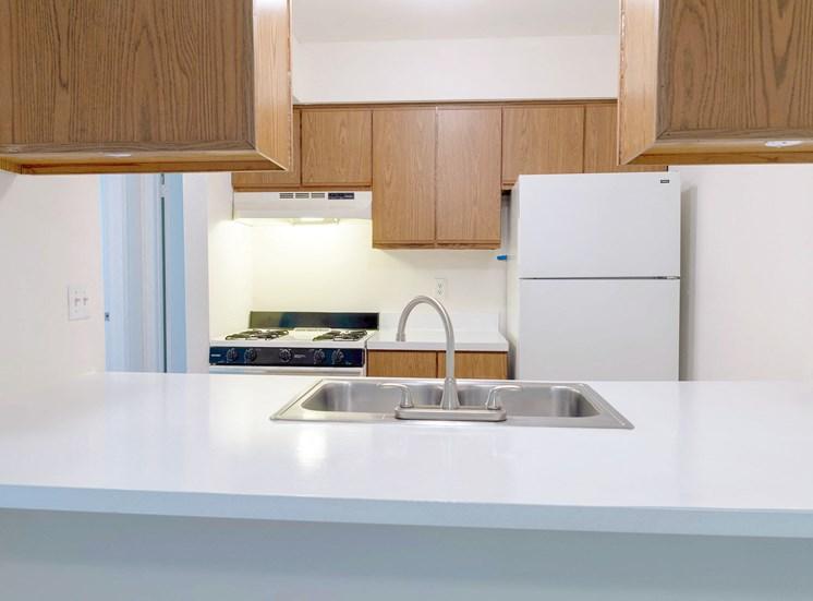 Open Kitchen Space, Ashton Pines in Waterford, MI