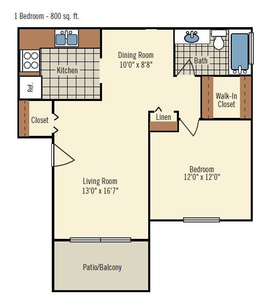 Regal Floor Plan 1