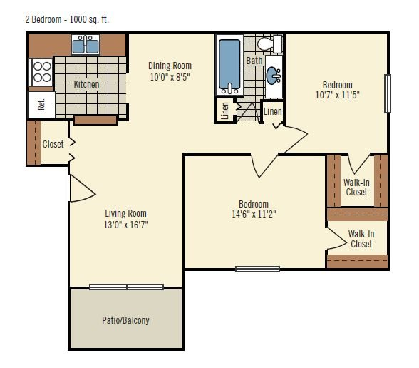 Majestic Floor Plan 2