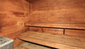 Sauna at Apartments in Clarkston