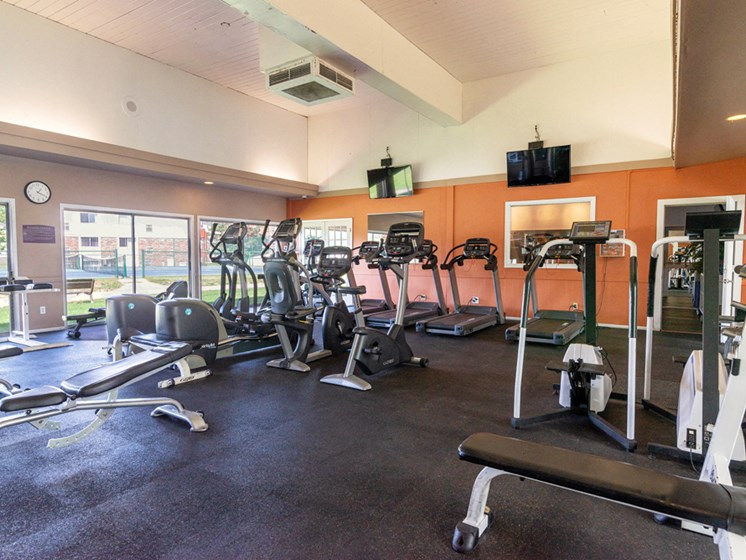 Apartments in East Lansing Fitness