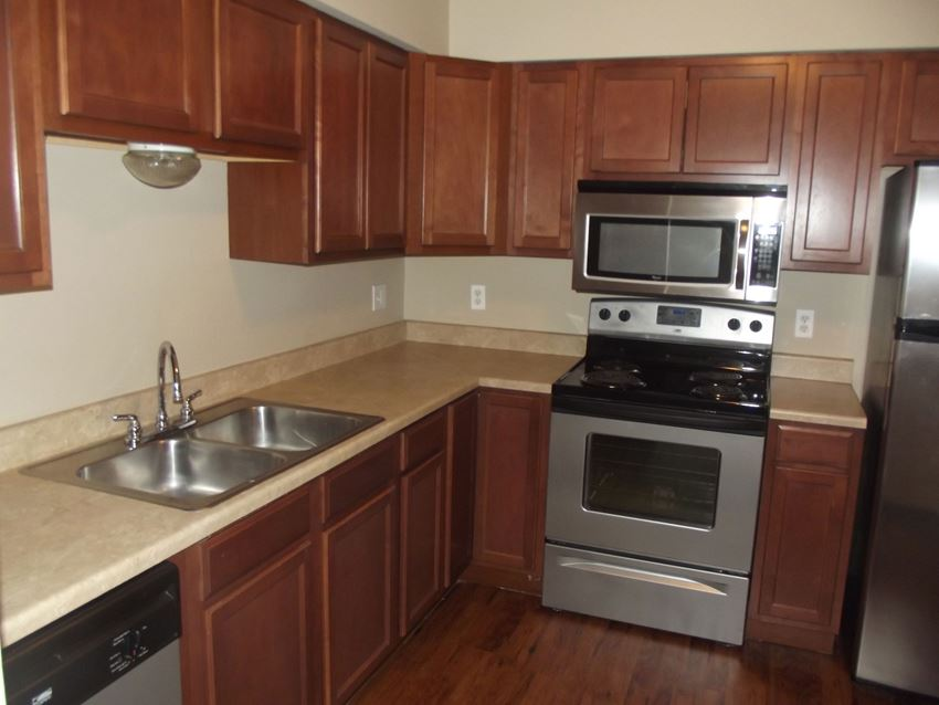 Beacon Hill Apartments   Kitchen