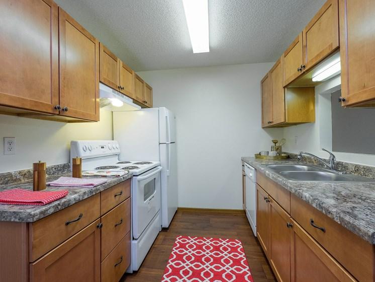 Maybrook Apartments | 3 bedroom | Kitchen