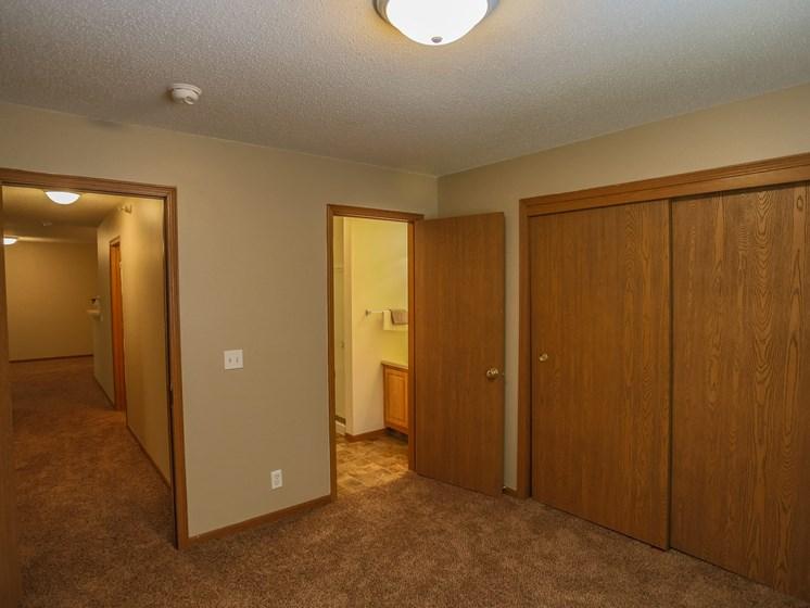 Deerfield Apartments | 3 Bedroom | Master Bedroom