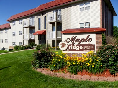 Maple Ridge Apartments | Omaha, NE